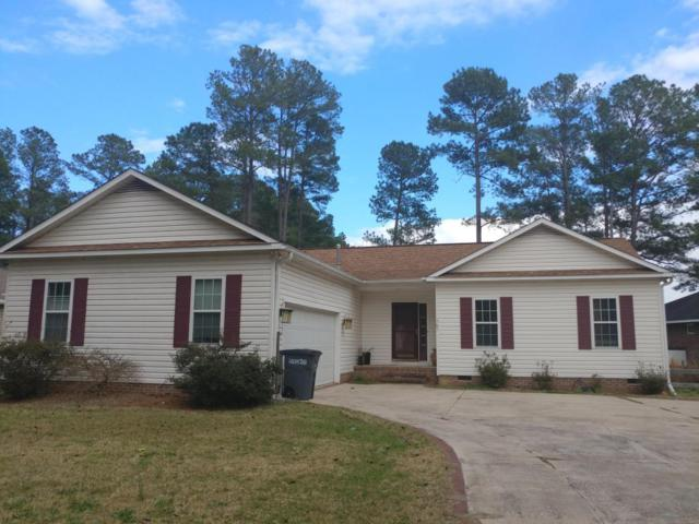 787 Daphne Lane, Vass, NC 28394 (MLS #187084) :: Pinnock Real Estate & Relocation Services, Inc.