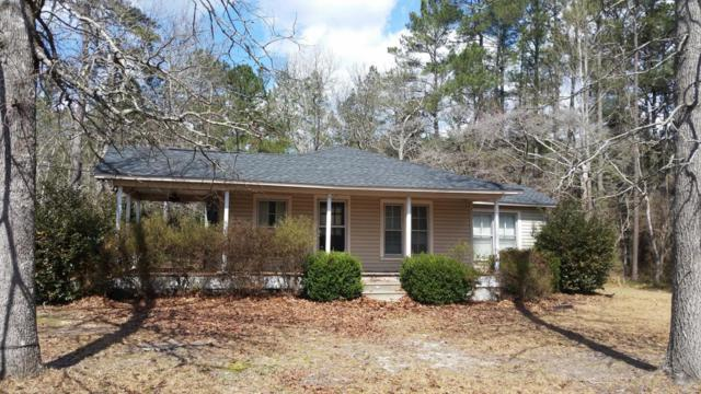 139 Grant Road, Vass, NC 28394 (MLS #187088) :: Weichert, Realtors - Town & Country