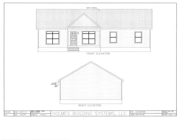295 Pickett Circle, Vass, NC 28394 (MLS #187091) :: Weichert, Realtors - Town & Country