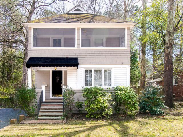 625 N May Street, Southern Pines, NC 28387 (MLS #187094) :: Weichert, Realtors - Town & Country