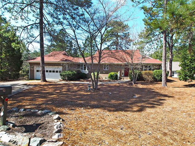 7 Vinson Lane, Pinehurst, NC 28374 (MLS #187095) :: Weichert, Realtors - Town & Country