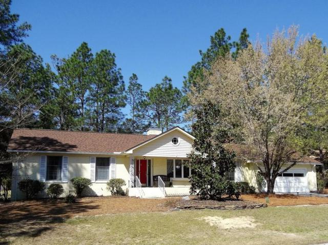 105 Lost Tree Road, Pinehurst, NC 28374 (MLS #187100) :: Weichert, Realtors - Town & Country