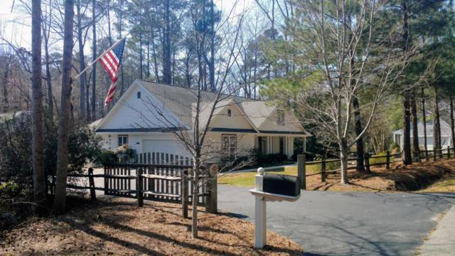 570 Hill Road, Southern Pines, NC 28387 (MLS #187111) :: Weichert, Realtors - Town & Country