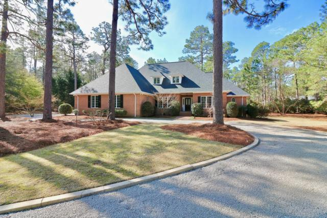 10 Parson Road, Pinehurst, NC 28374 (MLS #187116) :: Pinnock Real Estate & Relocation Services, Inc.
