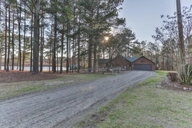 1130 Marks Creek Church Rd., Hamlet, NC 28345 (MLS #187119) :: Pinnock Real Estate & Relocation Services, Inc.