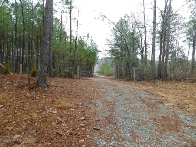 Tbd White Rock Road, Vass, NC 28394 (MLS #187126) :: Pinnock Real Estate & Relocation Services, Inc.