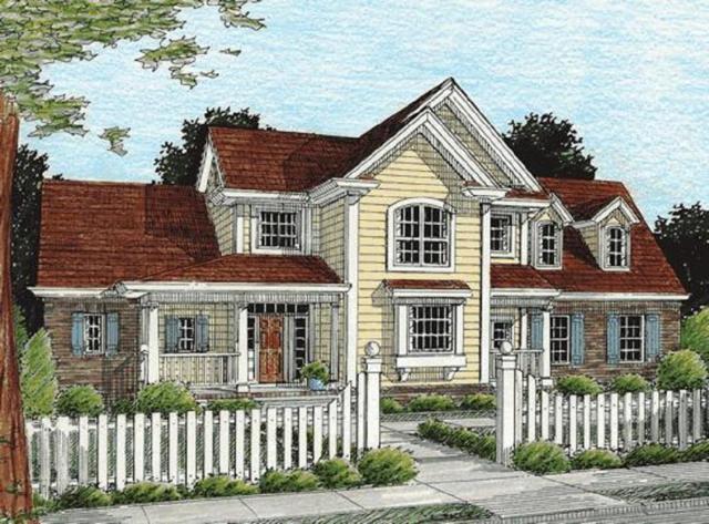 170 Tucker Road, Whispering Pines, NC 28327 (MLS #187128) :: Weichert, Realtors - Town & Country