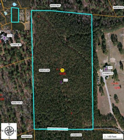 470 Madison Creek Lane, Carthage, NC 28327 (MLS #187138) :: Pinnock Real Estate & Relocation Services, Inc.