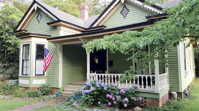 547 Carthage Street, Cameron, NC 28326 (MLS #187141) :: Pinnock Real Estate & Relocation Services, Inc.
