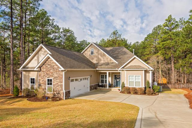 236 Woodbine Way, Whispering Pines, NC 28327 (MLS #187146) :: Pinnock Real Estate & Relocation Services, Inc.