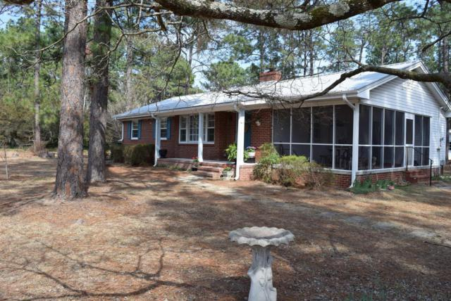 111 Hillard Road, Pinehurst, NC 28374 (MLS #187153) :: Pinnock Real Estate & Relocation Services, Inc.