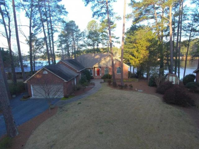 85 Lakeview Drive, Whispering Pines, NC 28327 (MLS #187159) :: Pinnock Real Estate & Relocation Services, Inc.