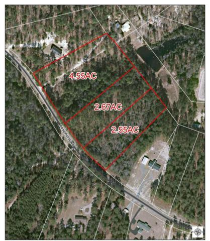 1896 Rose Ridge Road, Jackson Springs, NC 27281 (MLS #187165) :: Pinnock Real Estate & Relocation Services, Inc.