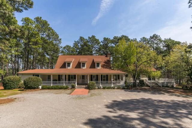 345 Old Dewberry Lane, Southern Pines, NC 28387 (MLS #187206) :: Weichert, Realtors - Town & Country