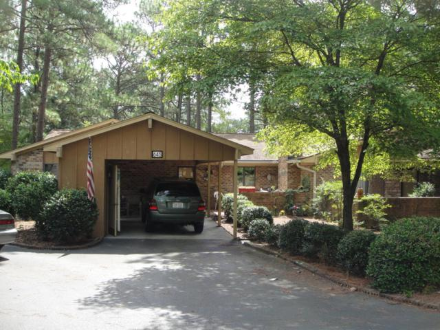645 Redwood Drive, Southern Pines, NC 28387 (MLS #187219) :: Weichert, Realtors - Town & Country