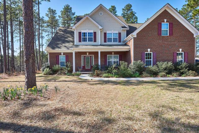 127 Centerwood Court, Whispering Pines, NC 28327 (MLS #187241) :: Weichert, Realtors - Town & Country