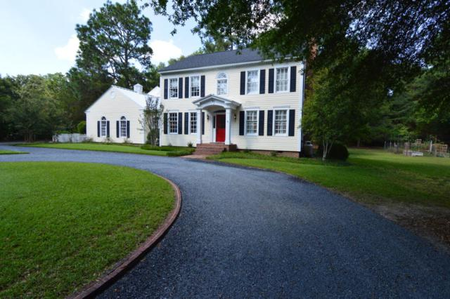 95 Gray Fox Run, Pinehurst, NC 28374 (MLS #187244) :: Weichert, Realtors - Town & Country