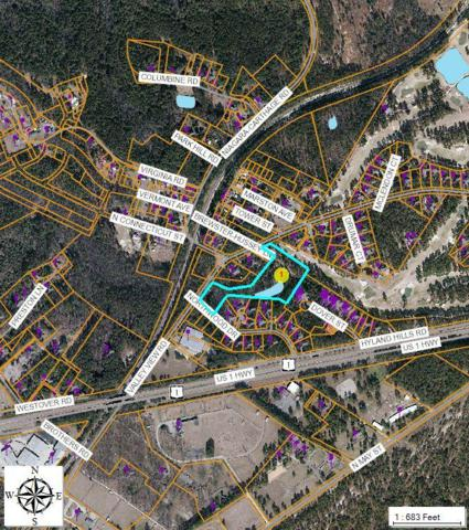 Tbd Valley View Road, Southern Pines, NC 28387 (MLS #187251) :: Weichert, Realtors - Town & Country