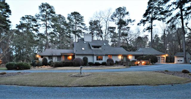 628 Cross Country Lane, Southern Pines, NC 28387 (MLS #187260) :: Weichert, Realtors - Town & Country