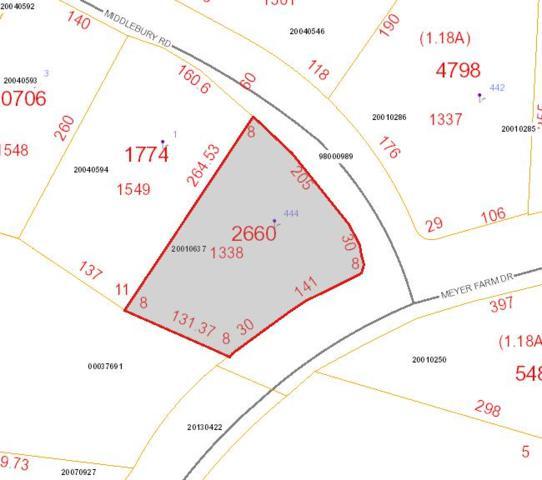 444 Meyer Farm Drive, Pinehurst, NC 28374 (MLS #187263) :: Weichert, Realtors - Town & Country