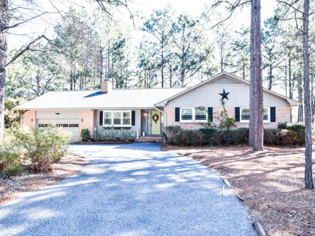 7 Par Dr, Whispering Pines, NC 28327 (MLS #187264) :: Weichert, Realtors - Town & Country