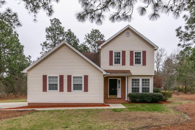 105 Sandy Ridge Road, West End, NC 27376 (MLS #187267) :: Weichert, Realtors - Town & Country