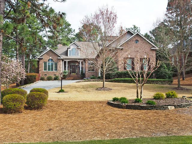 40 Talamore Drive, Southern Pines, NC 28387 (MLS #187523) :: Weichert, Realtors - Town & Country