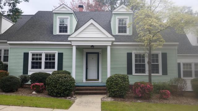 16 Colonial Pines Circle, Pinehurst, NC 28374 (MLS #187529) :: Weichert, Realtors - Town & Country