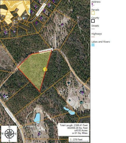 Tbd Tufts Vista, Jackson Springs, NC 27281 (MLS #187566) :: Weichert, Realtors - Town & Country