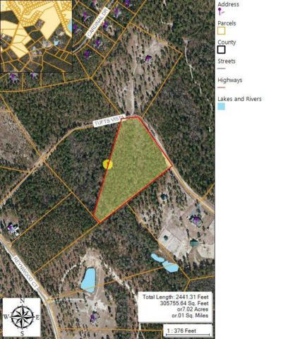 Tbd Tufts Vista, Jackson Springs, NC 27281 (MLS #187567) :: Weichert, Realtors - Town & Country