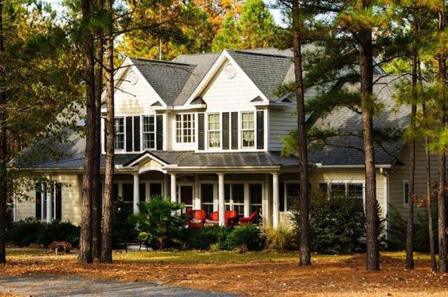400 Hickory Creek Lane, Carthage, NC 28327 (MLS #187632) :: Weichert, Realtors - Town & Country