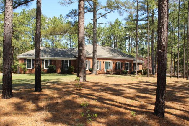 102 Rob Roy Road, Southern Pines, NC 28387 (MLS #187749) :: Weichert, Realtors - Town & Country