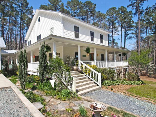 700 Shady Lane Road, Carthage, NC 28327 (MLS #187775) :: Weichert, Realtors - Town & Country