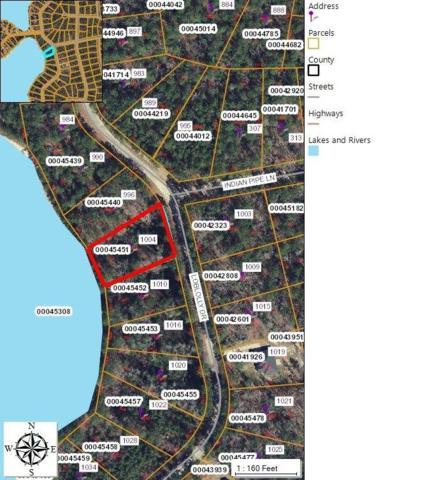 1004 Loblolly Drive, Vass, NC 28394 (MLS #187850) :: Weichert, Realtors - Town & Country