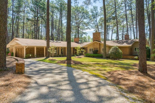 177 Cross Country Lane, Southern Pines, NC 28387 (MLS #187862) :: Weichert, Realtors - Town & Country