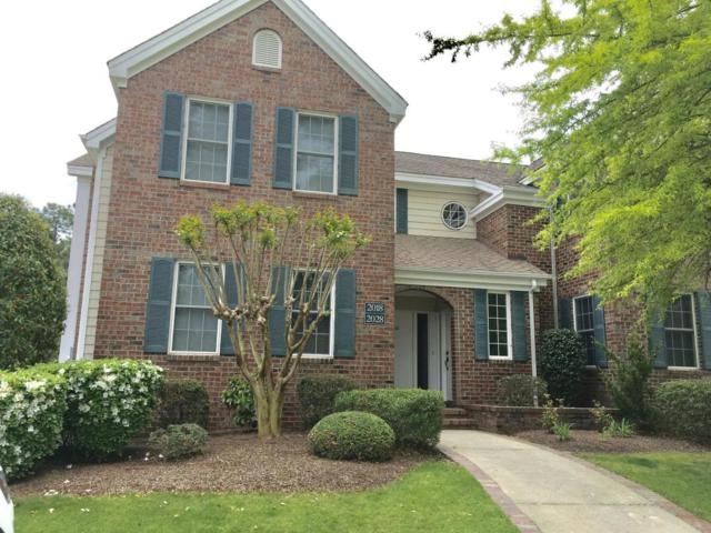 2018 Eastbourne Drive #2018, Southern Pines, NC 28387 (MLS #188002) :: Weichert, Realtors - Town & Country