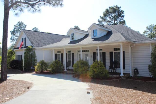 985 S Diamondhead Drive, Pinehurst, NC 28374 (MLS #188061) :: Weichert, Realtors - Town & Country