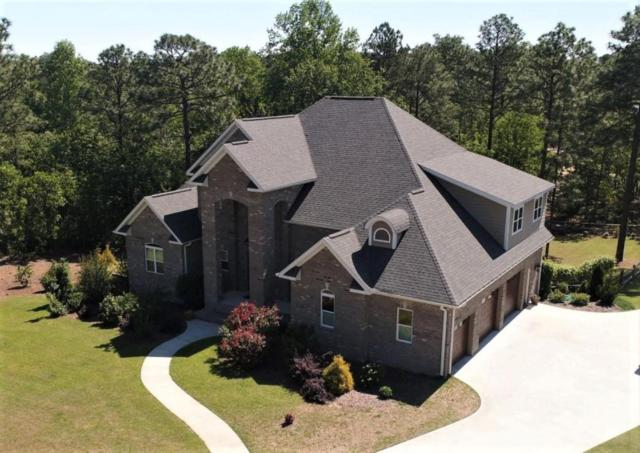 14 Vayland Court, Whispering Pines, NC 28327 (MLS #188085) :: Weichert, Realtors - Town & Country