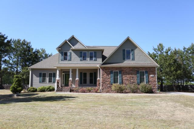 17 New Day Way, Whispering Pines, NC 28327 (MLS #188127) :: Weichert, Realtors - Town & Country
