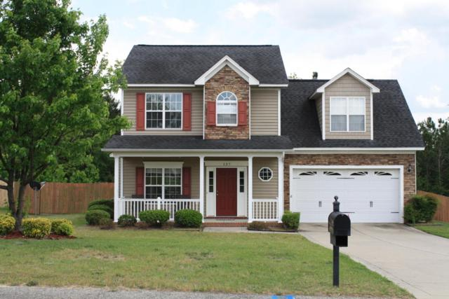 137 Home Stretch Lane, Raeford, NC 28376 (MLS #188165) :: Weichert, Realtors - Town & Country