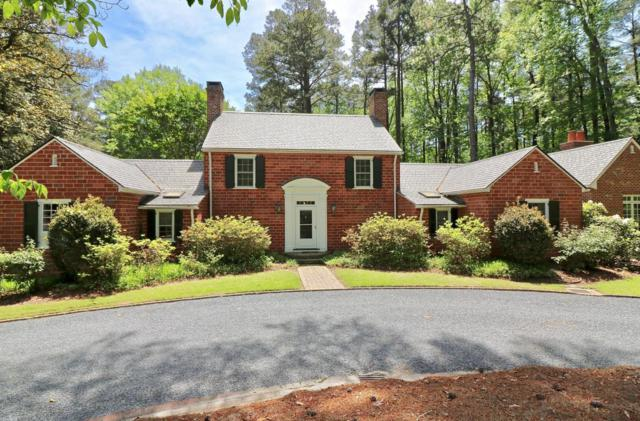 285 N Bethesda Road, Southern Pines, NC 28387 (MLS #188237) :: Weichert, Realtors - Town & Country