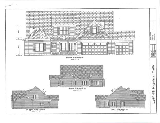 712 N Glenwood Trail, Southern Pines, NC 28387 (MLS #188251) :: Weichert, Realtors - Town & Country