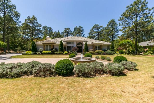 850 Donald Ross Drive, Pinehurst, NC 28374 (MLS #188323) :: Weichert, Realtors - Town & Country