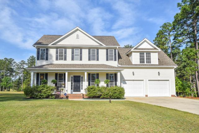 269 Greenlinks Drive Drive, Cameron, NC 28326 (MLS #188336) :: Weichert, Realtors - Town & Country