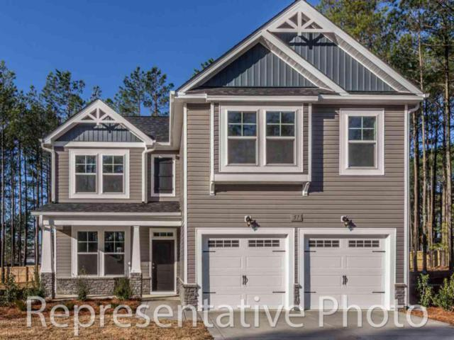 205 Parrish Lane, Whispering Pines, NC 28327 (MLS #188387) :: Weichert, Realtors - Town & Country