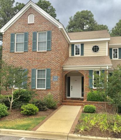1511 Woodbrooke Drive, Southern Pines, NC 28387 (MLS #188423) :: Weichert, Realtors - Town & Country