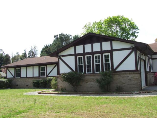 15 N Traceway, Sanford, NC 27332 (MLS #188428) :: Weichert, Realtors - Town & Country