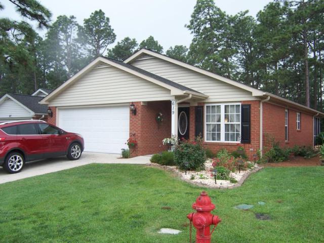 619 Pinehurst Trace Drive, Pinehurst, NC 28374 (MLS #188447) :: Weichert, Realtors - Town & Country