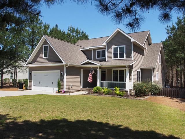 565 Michael Road, Whispering Pines, NC 28327 (MLS #188456) :: Weichert, Realtors - Town & Country