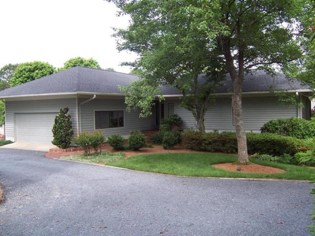 155 SW Lake Forest Drive, Pinehurst, NC 28374 (MLS #188468) :: Weichert, Realtors - Town & Country
